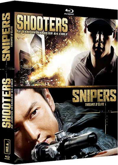Shooters + Snipers, tireurs d'élite - Blu-ray