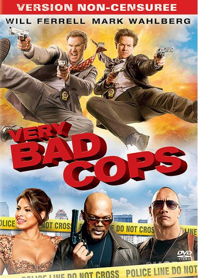 Very Bad Cops (Non censuré) - DVD
