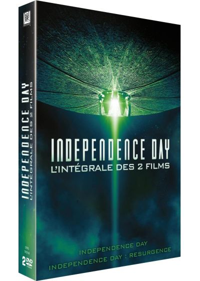 Independence Day + Independence Day : Resurgence - DVD