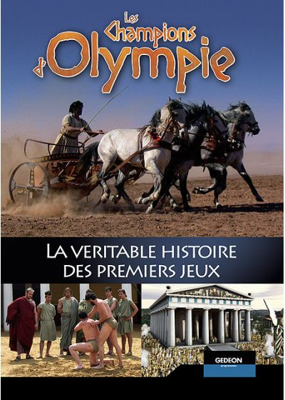 Les Champions d'Olympie - DVD