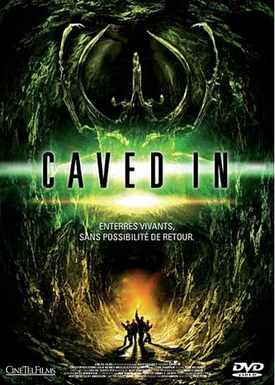 Caved In - DVD