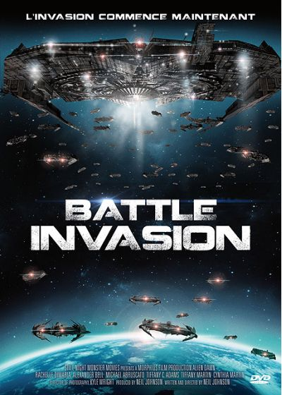 Battle Invasion - DVD