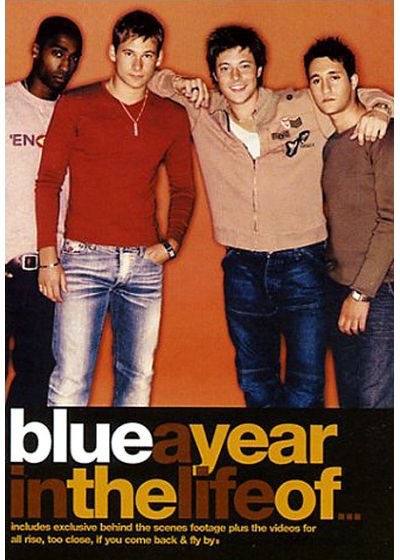 Blue - A Year In The Life Of - DVD