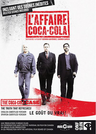 L'Affaire Coca-Cola - DVD