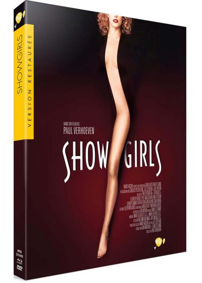 Showgirls (Combo Collector Blu-ray + DVD) - Blu-ray