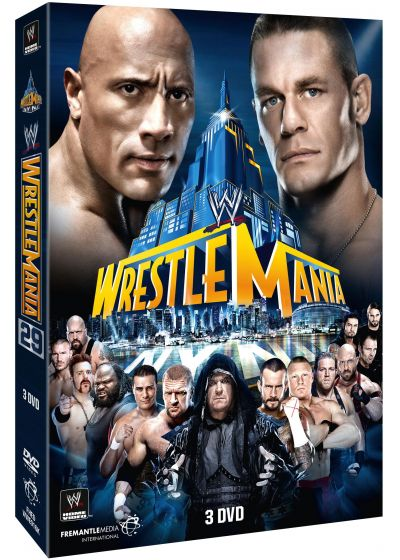 WrestleMania 29 - DVD
