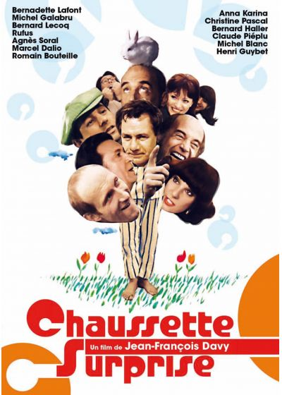 Chaussette surprise - DVD