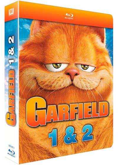 Garfield - Le film + Garfield 2 - Blu-ray