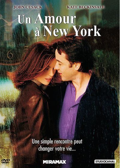 Un Amour à New York - DVD