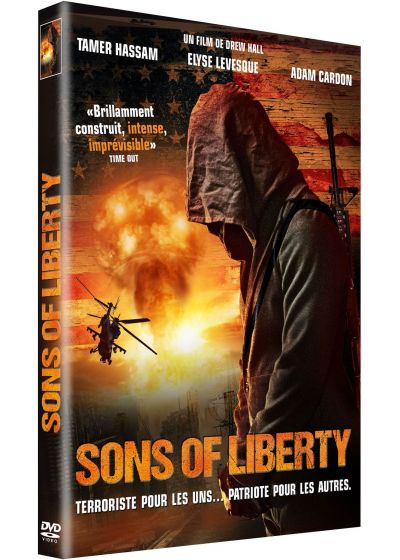 Sons of Liberty - DVD