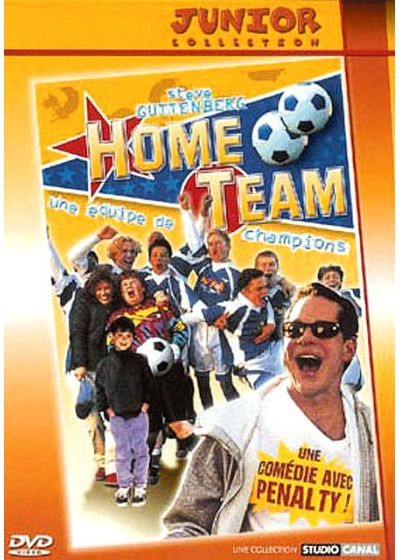 Home Team - DVD