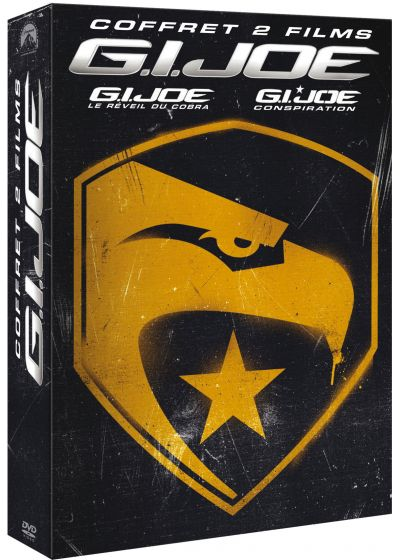 G.I. Joe : Le réveil du Cobra + G.I. Joe : Conspiration - DVD