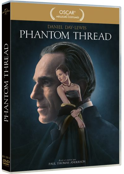 Phantom Thread - DVD