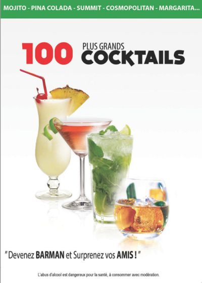 100 plus grands Cocktails (+ 1 Livre) - DVD