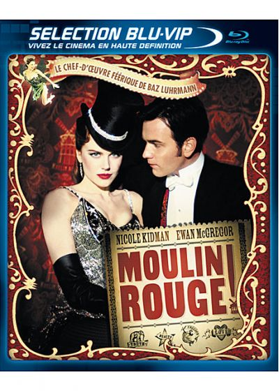 Moulin Rouge ! - Blu-ray