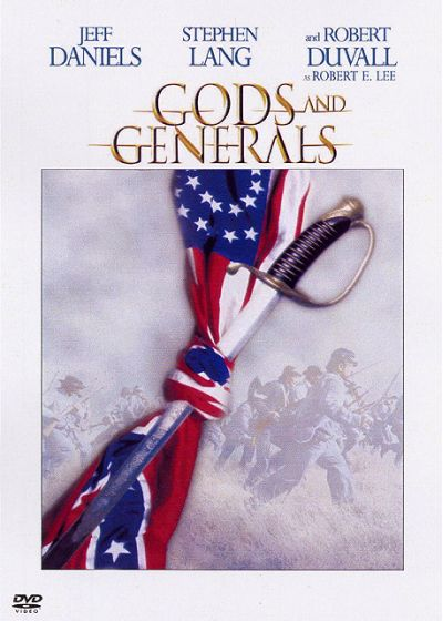 Gods and Generals - DVD