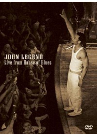 Legend, John - Live From House of Blues - DVD