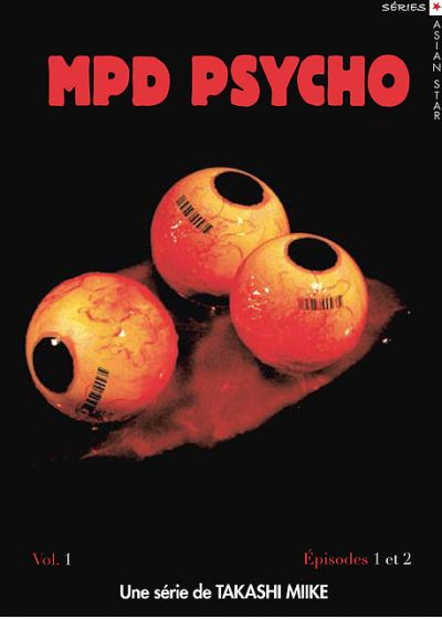 MPD Psycho - Vol. 1 - DVD
