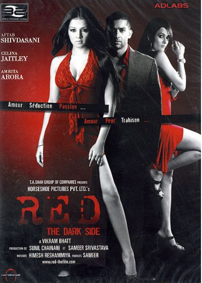 Red - The Dark Side - DVD