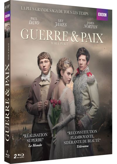 Guerre & Paix - Blu-ray