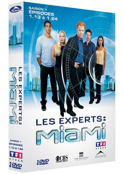 Les Experts : Miami - Saison 1 vol. 2 - DVD