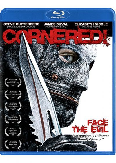 Cornered ! - Blu-ray