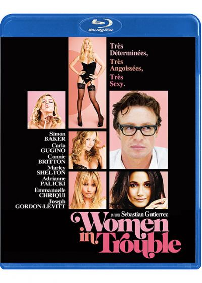 Women in Trouble - Blu-ray