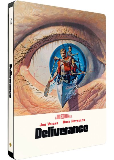 Delivrance (Blu-ray + Copie digitale - Édition boîtier SteelBook) - Blu-ray