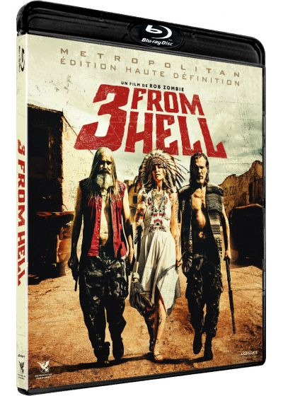 3 from Hell(2019)- Blu-ray