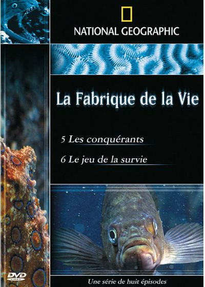 National Geographic - La fabrique de la vie - Vol. 3 - DVD