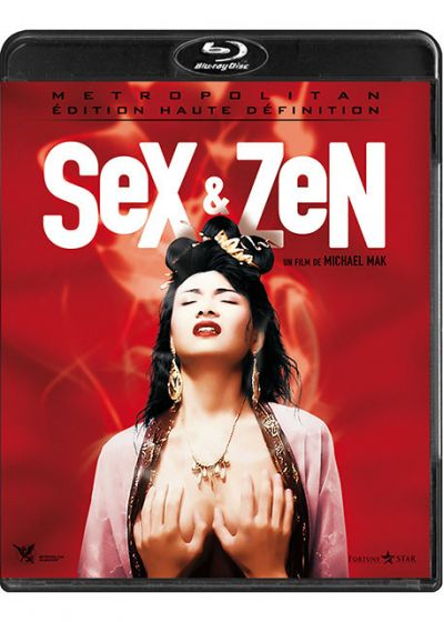 Sex and Zen - Blu-ray