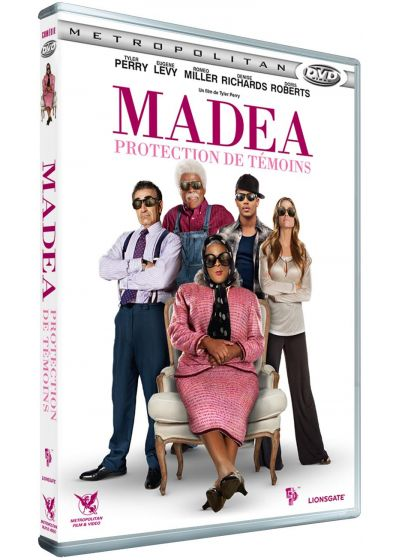 Madea : Protection de témoins - DVD