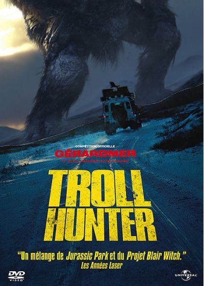 Troll Hunter - DVD