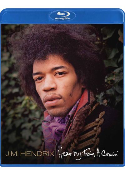Jimi Hendrix : Hear My Train a Comin' - Blu-ray