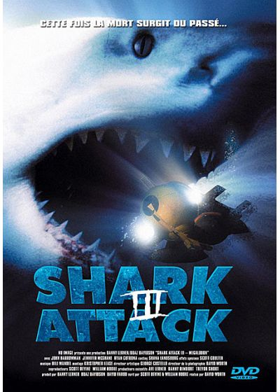 Shark Attack III - DVD