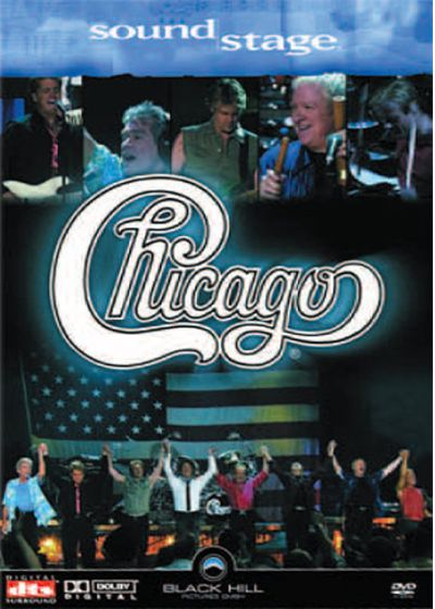 Chicago - SoundStage - DVD