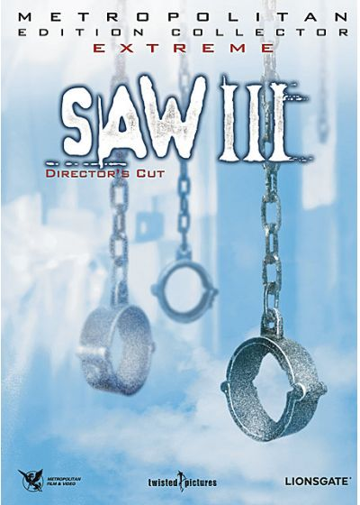Saw III (Director's Cut Extreme) - DVD