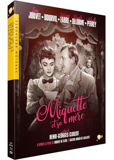 Miquette et sa mère (Édition Collector Blu-ray + DVD) - Blu-ray