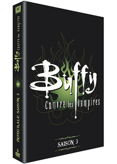 Buffy contre les vampires - Saison 3 - DVD