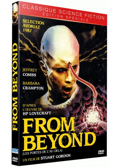 From Beyond : Aux portes de l'au-delà - DVD