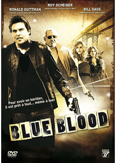 Blue Blood - DVD