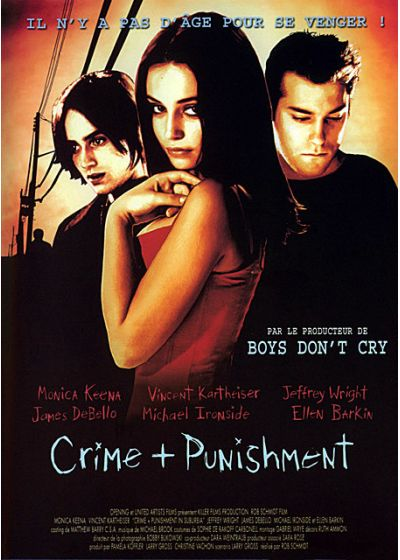 Crime + Punishment - DVD