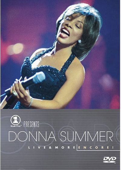 Summer, Donna - Live & More Encore! - DVD