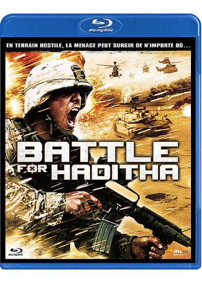 Battle for Haditha - Blu-ray