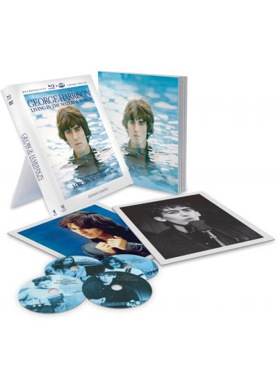 George Harrison - Living in the Material World (Édition Deluxe Limitée) - Blu-ray