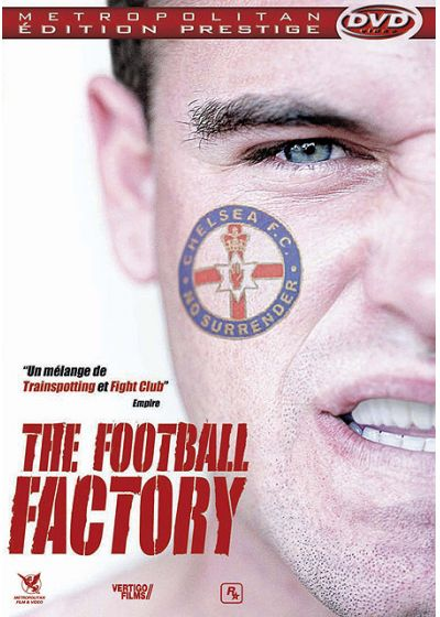 Football Factory (Édition Prestige) - DVD