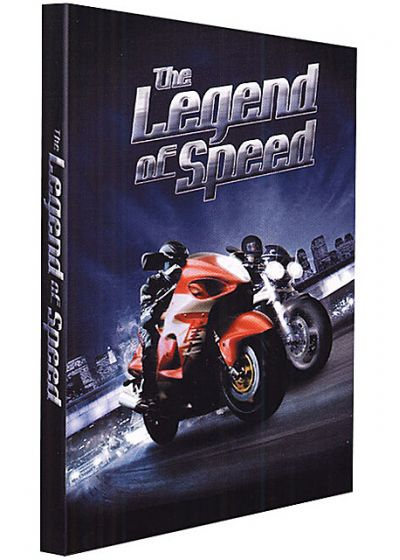 The Legend of Speed - DVD