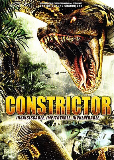 Constrictor - DVD