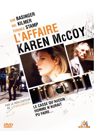 L'Affaire Karen Mc Coy - DVD