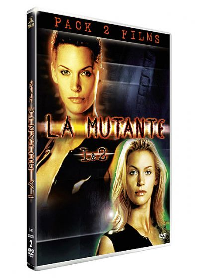 La Mutante 1 + 2 (Pack 2 films) - DVD